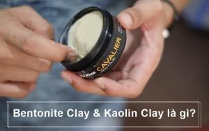 Bentonite & Kaolin Clay là gì?