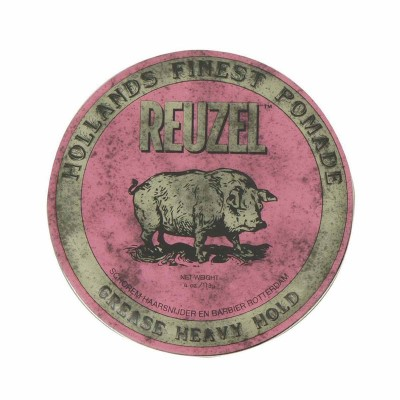Reuzel Pink Pomade (tặng lược + dầu gội Aurane 40ml)