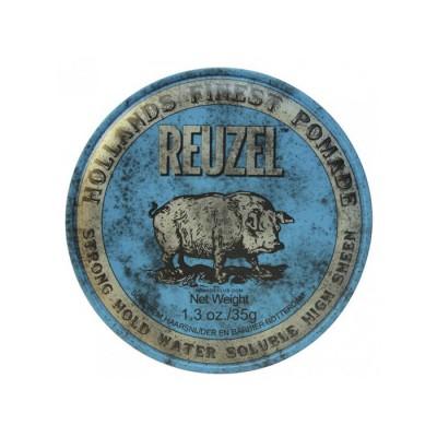 Reuzel Blue Pomade Travel Size 35 gram (tặng lược + gội xả Aurane 40ml)