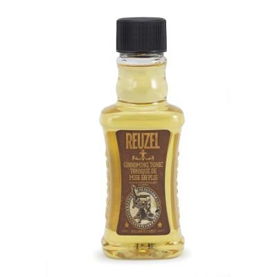 Reuzel Grooming Tonic (vàng) 100ml (tặng lược + gội xả Aurane 40ml)
