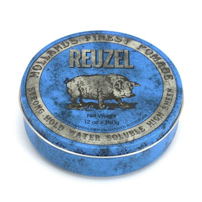 Reuzel Blue Pomade 340 gram (tặng lược + gội xả Aurane 40ml)