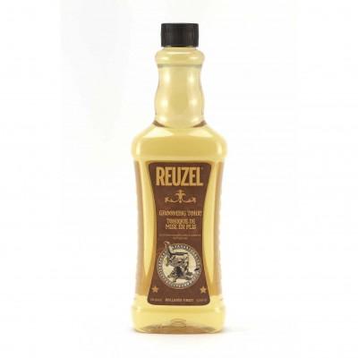 Reuzel Grooming Tonic (vàng) 500ml (tặng lược + gội xả Aurane 40ml)