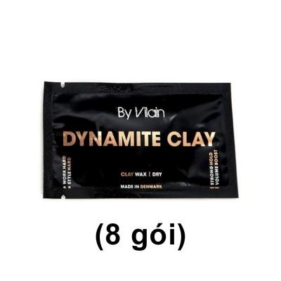 By Vilain Dynamite Clay 8ml (8 gói) (tặng lược + gội xả Aurane 40ml)