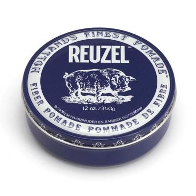 Reuzel Fiber Pomade 340 gram (tặng lược + gội xả Aurane 40ml)