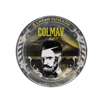 Colmav Black Pomade (tặng lược + gội xả Aurane 40ml)