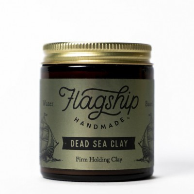 Flagship Dead Sea Clay Firm Holding Clay