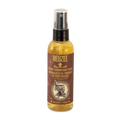 Reuzel Spray Grooming Tonic (vàng) 100ml (tặng lược + dầu gội Aurane 40ml)