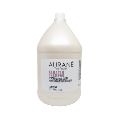 Dầu gội Aurane Keratin 4000ml (tặng lược + dầu gội Aurane 40ml)