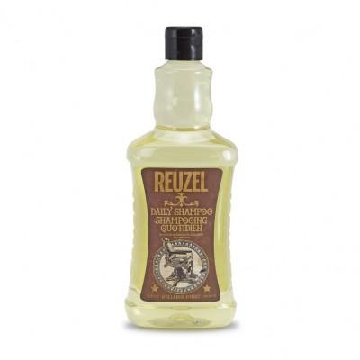 Dầu gội Reuzel Daily Shampoo 1000ml (tặng lược + dầu gội Aurane 40ml)