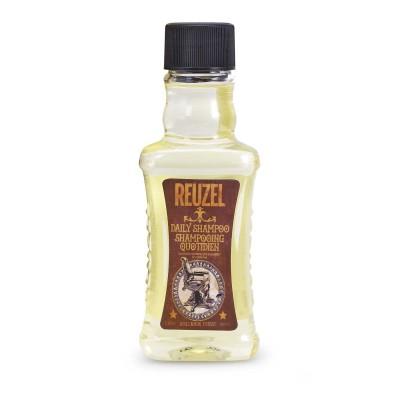 Dầu gội Reuzel Daily Shampoo 100ml (tặng lược + dầu gội Aurane 40ml)