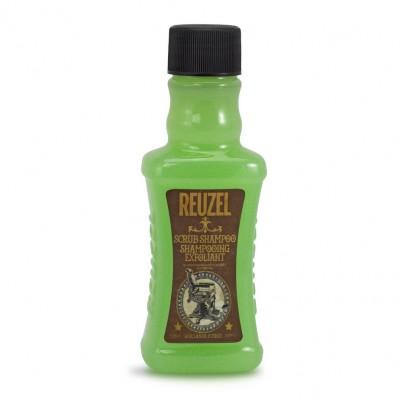Dầu gội tẩy tế bào chết Reuzel Scrub Shampoo 100ml (tặng lược + dầu gội Aurane 40ml)