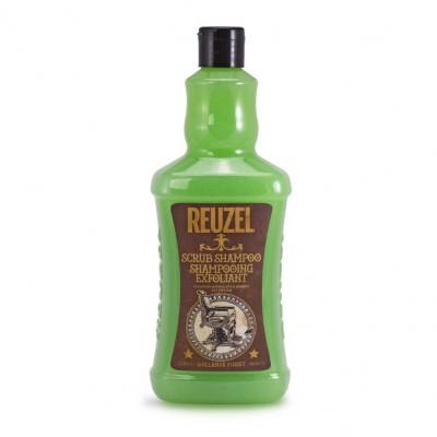 Dầu gội tẩy tế bào chết Reuzel Scrub Shampoo 1000ml (tặng lược + dầu gội Aurane 40ml)