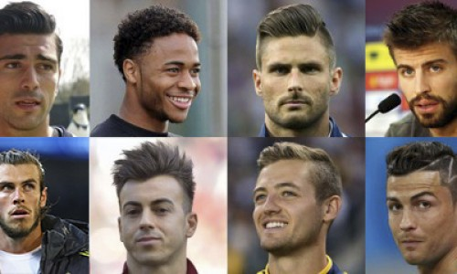 Top 12 kiểu tóc ấn tưởng nhất của các danh thủ bóng đá năm 2018