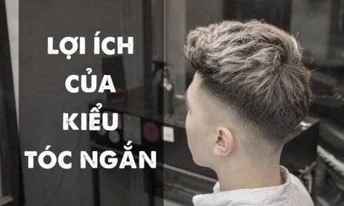 Lợi tích của kiểu tóc ngắn