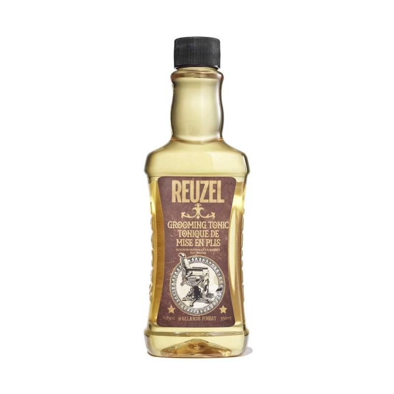 Reuzel Grooming Tonic (vàng) 350ml (tặng lược + gội xả Aurane 40ml)