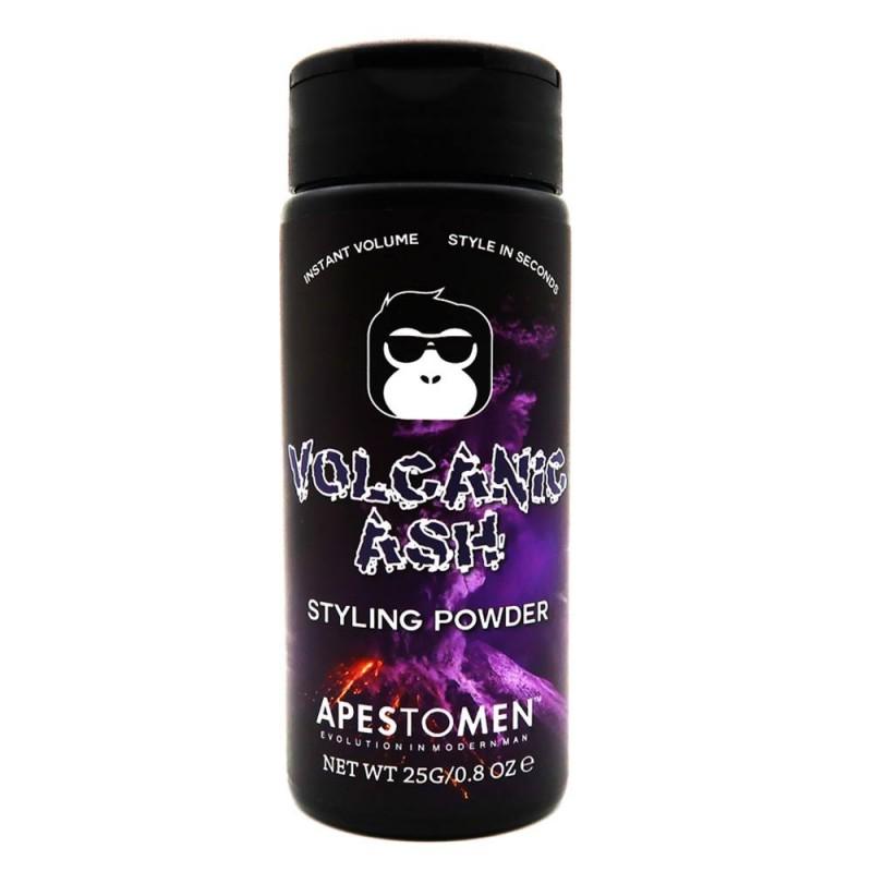 Bột tạo phồng Volcanic Ash (tặng lược + dầu gội Aurane 40ml)