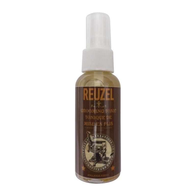 Reuzel Grooming Tonic (vàng) 50ml (tặng lược + dầu gội Aurane 40ml)