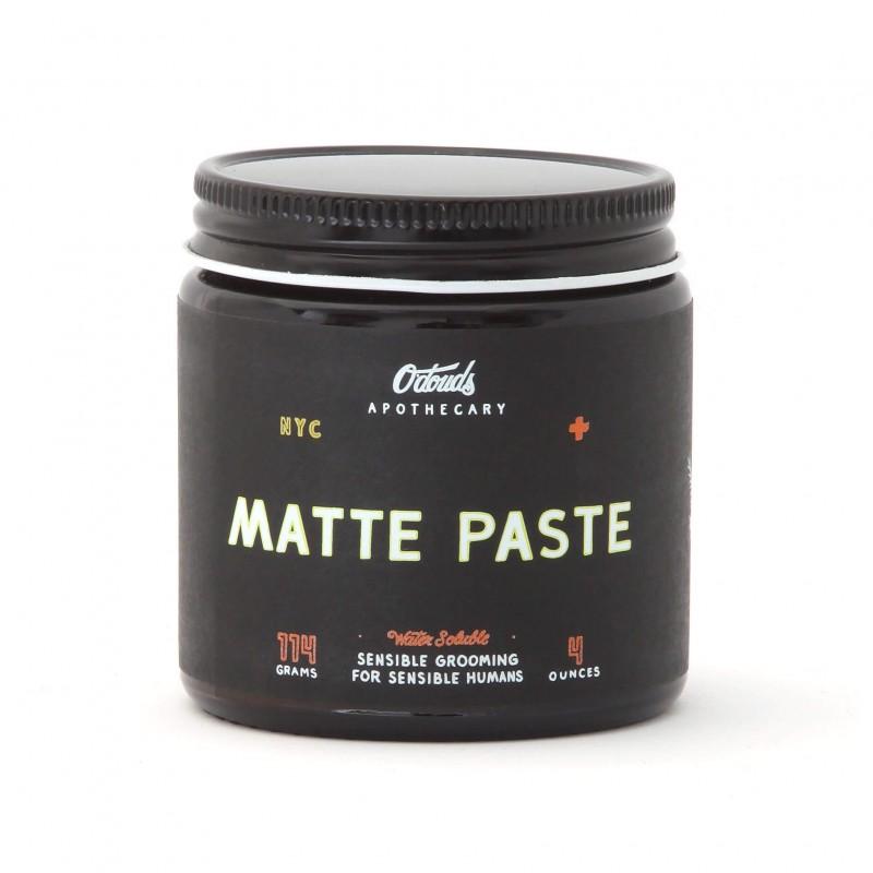 O'douds Matte Paste (tặng lược + dầu gội Aurane 40ml)