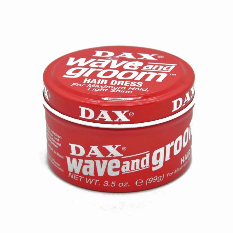 Dax Wave and Groom Pomade (tặng lược + dầu gội Aurane 40ml)