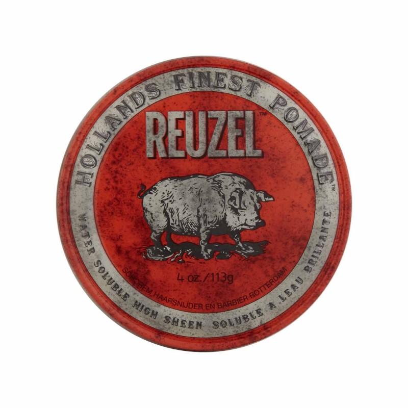 Reuzel Red Pomade (tặng lược + gội xả Aurane 40ml)