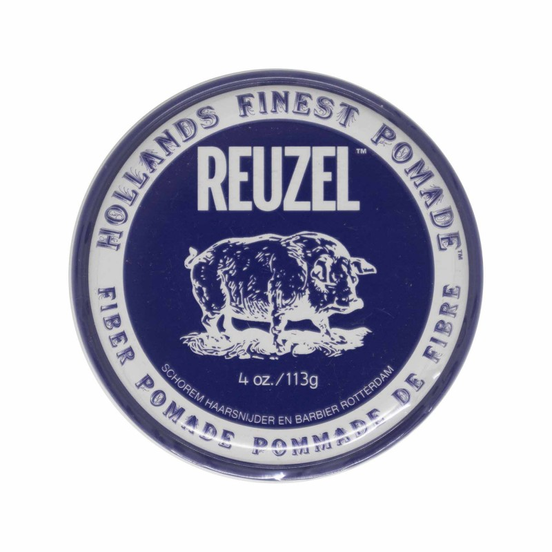 Reuzel Fiber Pomade (tặng lược + dầu gội Aurane 40ml)