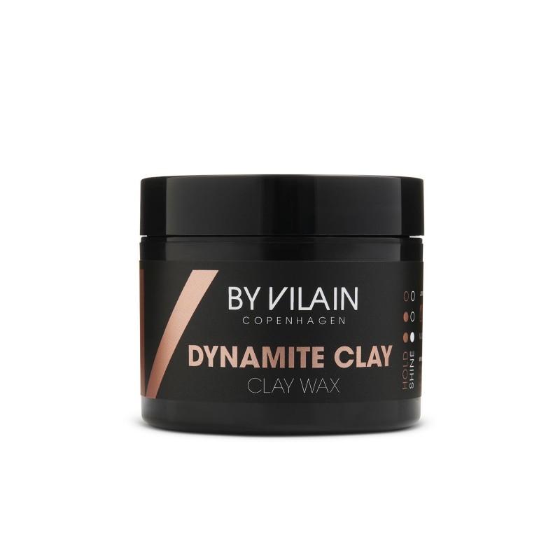 By Vilain Dynamite Clay (tặng lược + dầu gội Aurane 40ml)