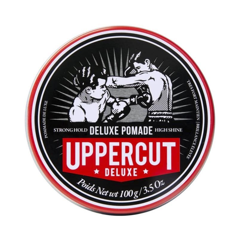 Uppercut Deluxe Pomade (tặng lược + gội xả Aurane 40ml)