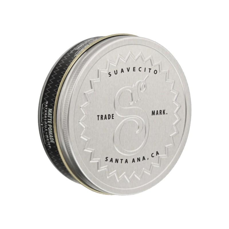 Suavecito Premium Blends Matte Pomade (tặng lược + dầu gội Aurane 40ml)