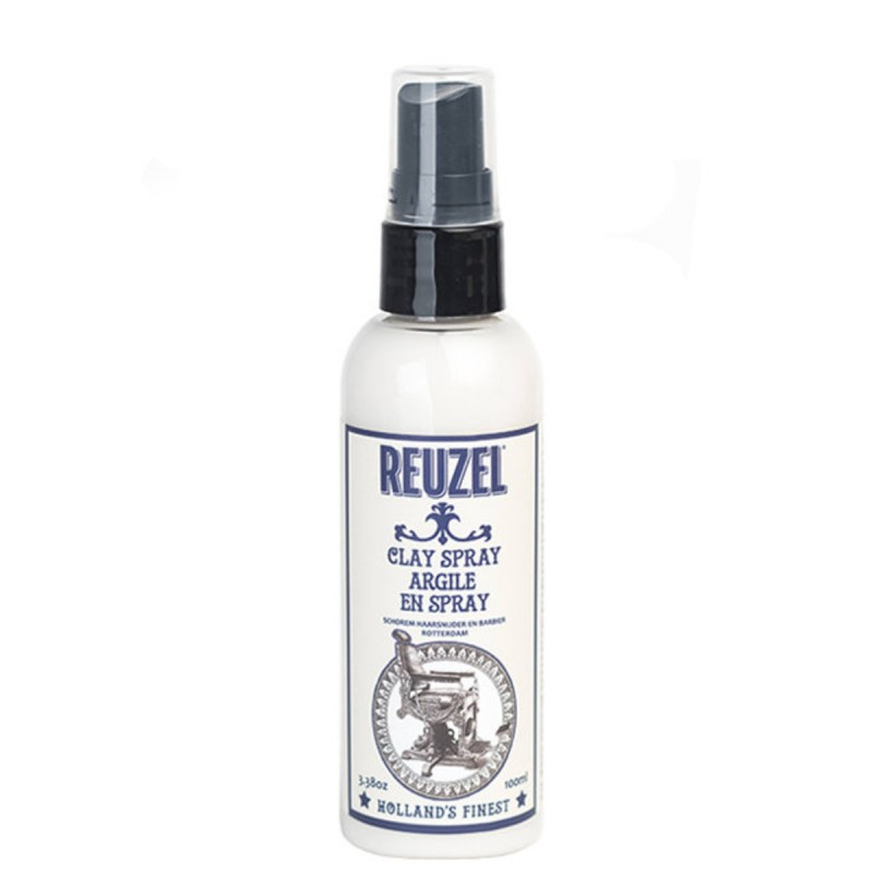 Xịt tạo phồng Reuzel Clay Spray 100ml (tặng lược + dầu gội Aurane 40ml)