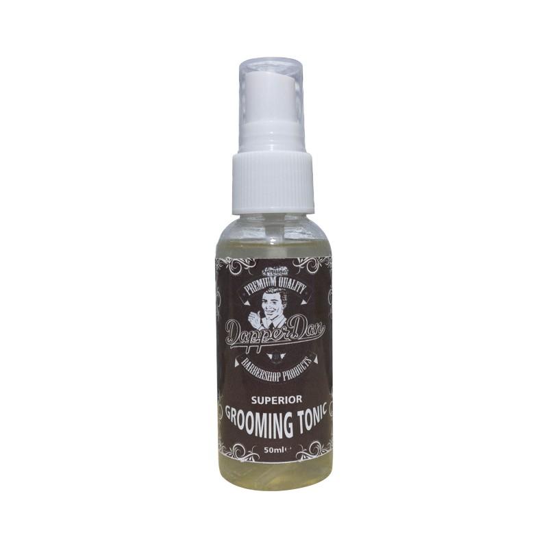 Dapper Dan Grooming Tonic 50ml (tặng lược + dầu gội Aurane 40ml)