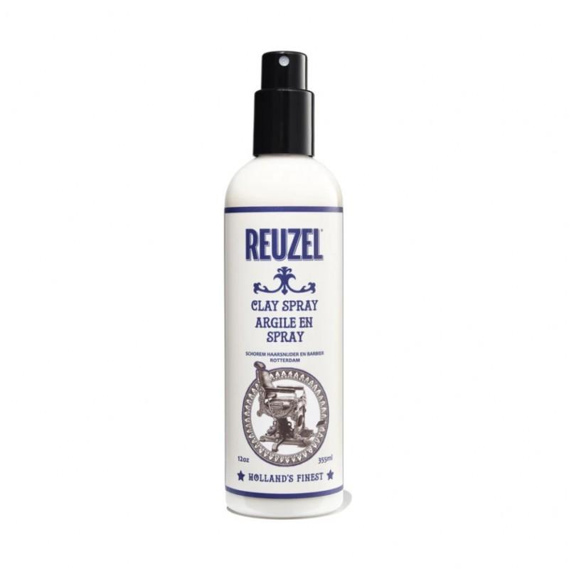 Xịt tạo phồng Reuzel Clay Spray (tặng lược + dầu gội Aurane 40ml)